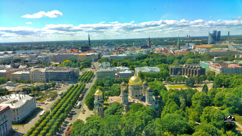 Riga view