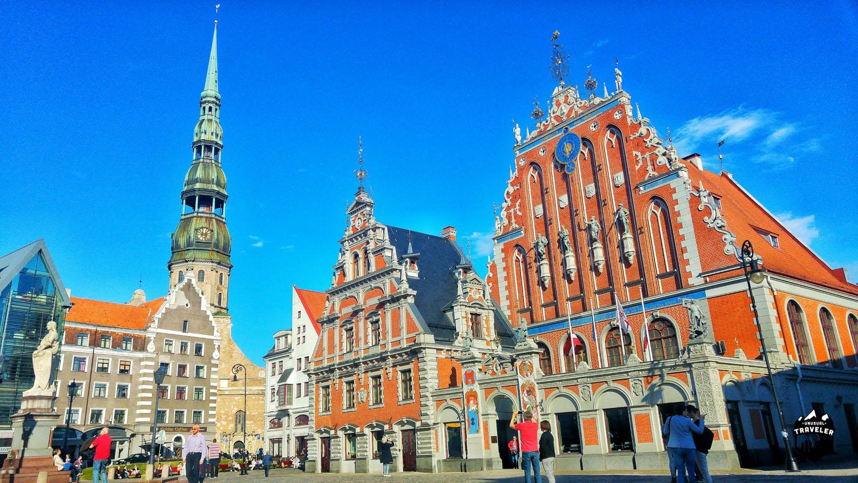 Riga Tourist Attractions
