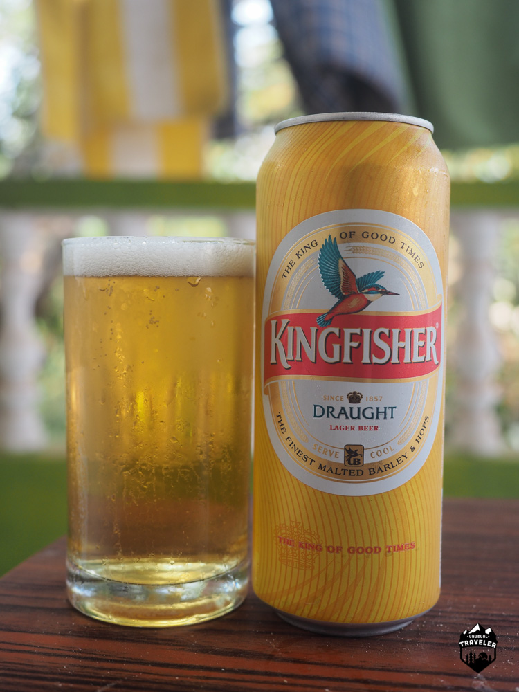 Kingfisher Draught Beer