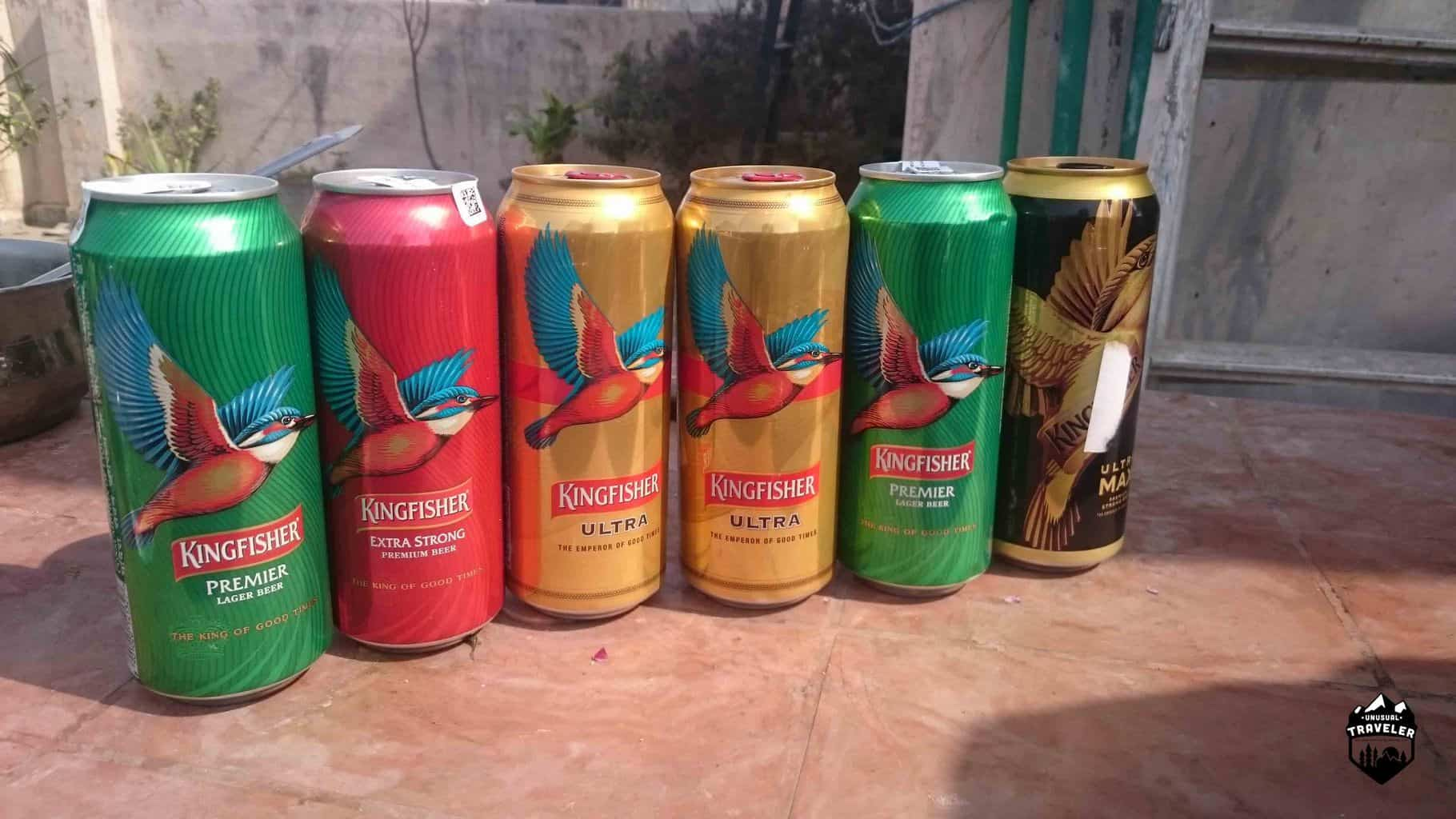 Indian beer to try while in India