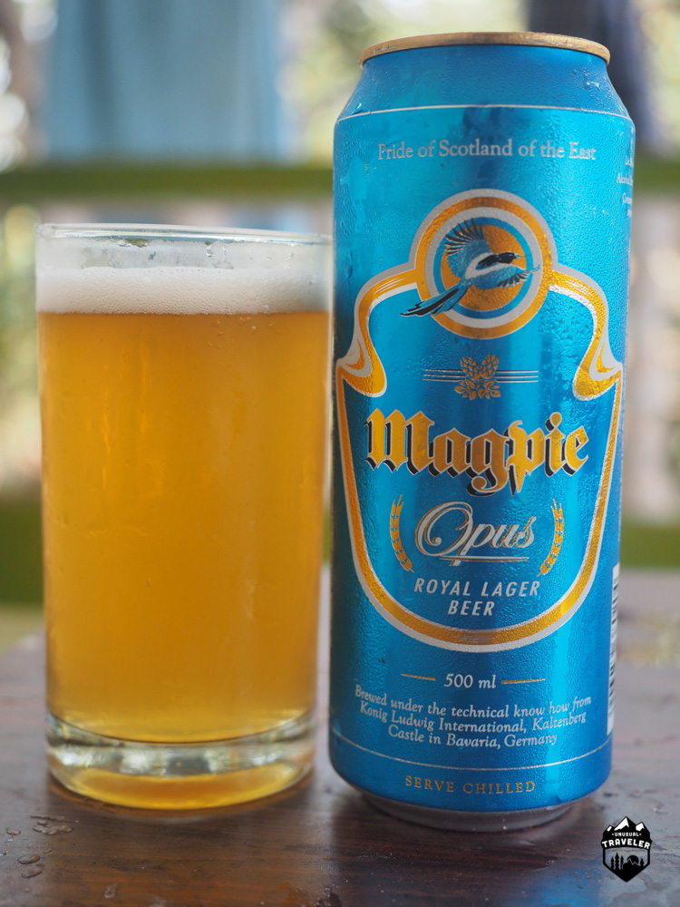 Magpie Royal Lager from Meghalaya