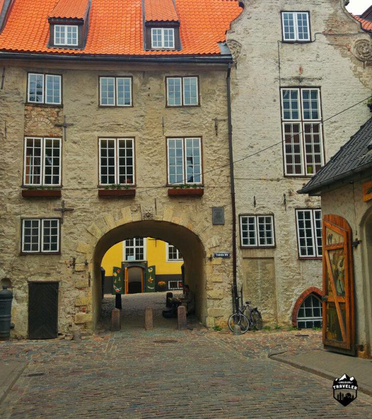 Swedish gate riga latvia