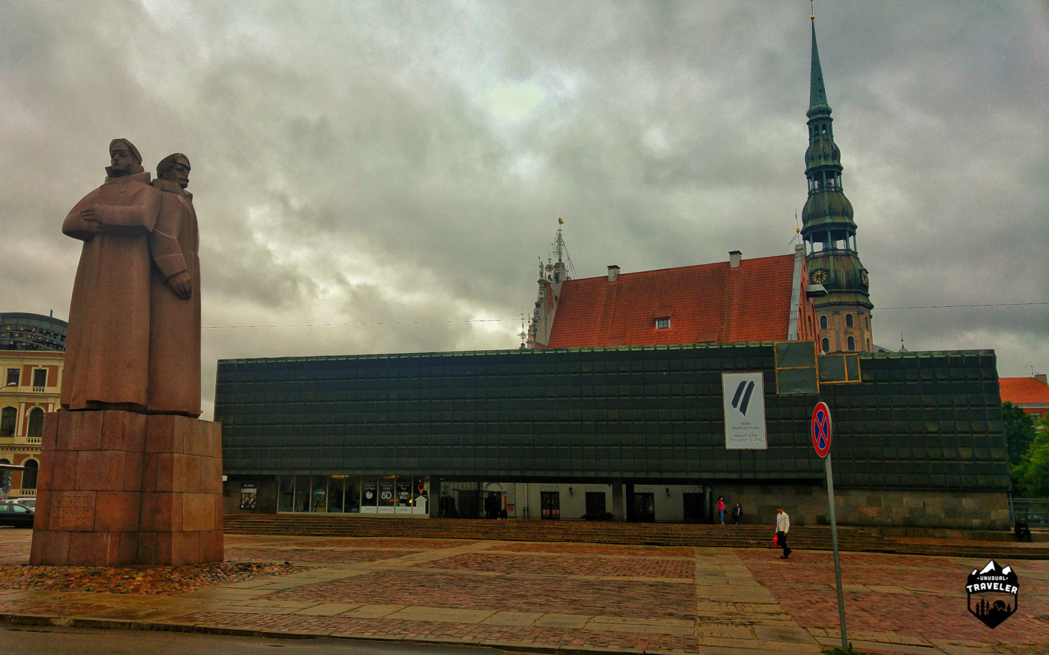 The Museum of Occupation of Latvia