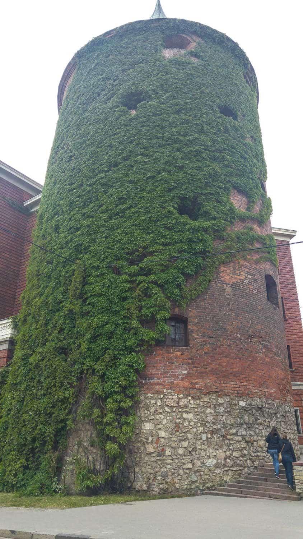 Riga gun powder tower