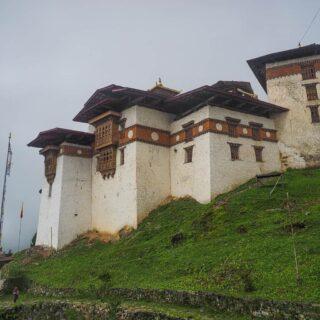Gasa a Dzong and some Hotsprings.