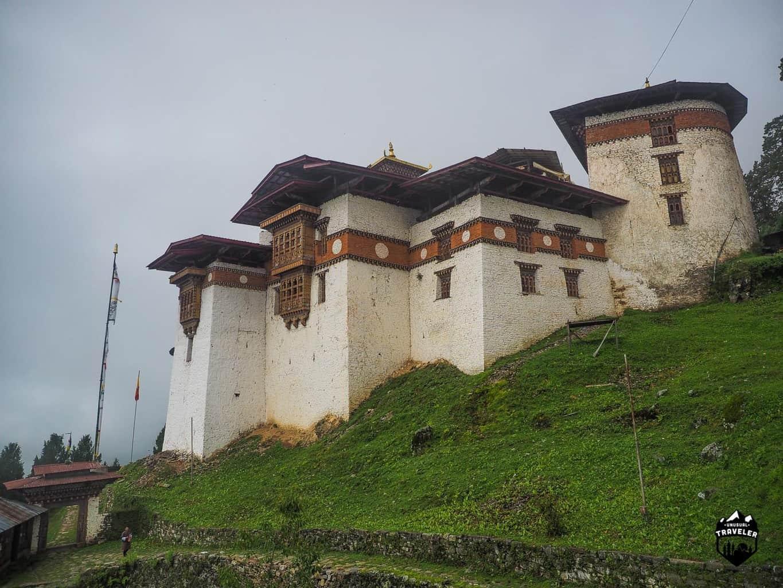 Top 10 things to do in Bhutan Gasa Dzong in north bhutan