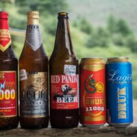 Local beer to try in bhutan