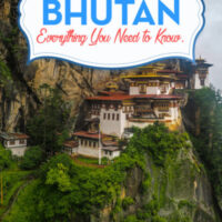 Bhutan the land of the Thunder Dragon is to many the