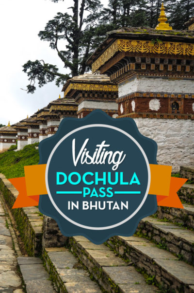 Discover dochula pass, the high mountain pass in Bhutan