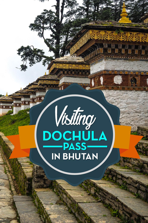Discover dochula pass, the high mountain pass in Bhutan