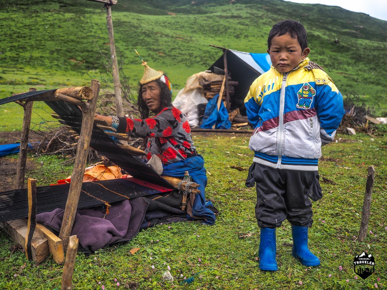 Laya,Bhutan