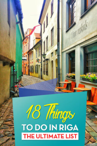 The Ultimate list of what to see and do in Riga, Latvia