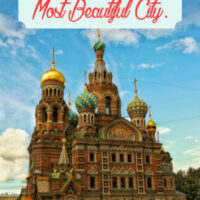 Visit Saint Petersburg, Europe´s most beautiful city