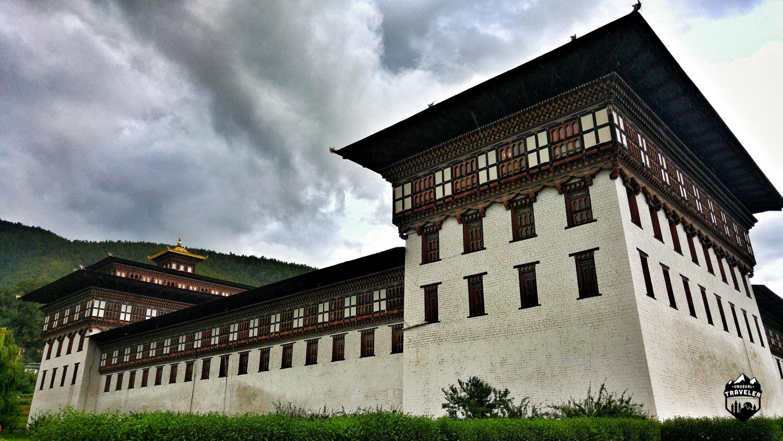 Bhutan,Dzong,