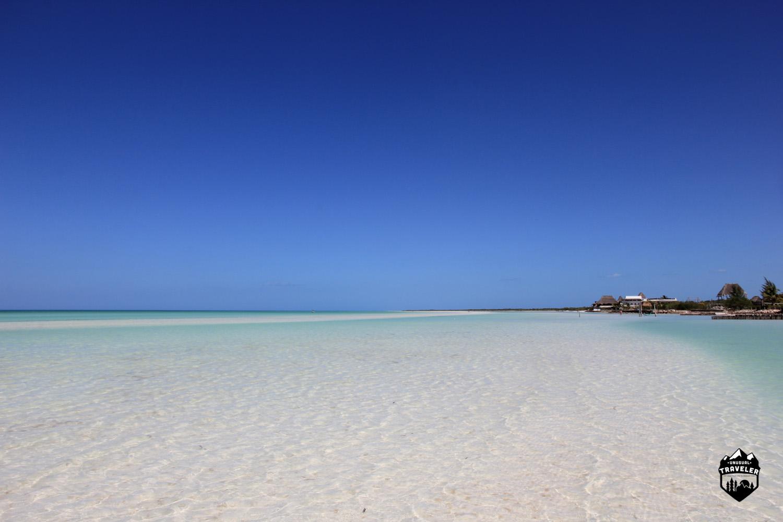 The Paradise Island of Isla Hollbox
