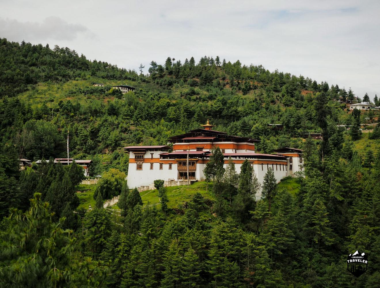 Simtokha Dzong.Thimphu,Bhutan