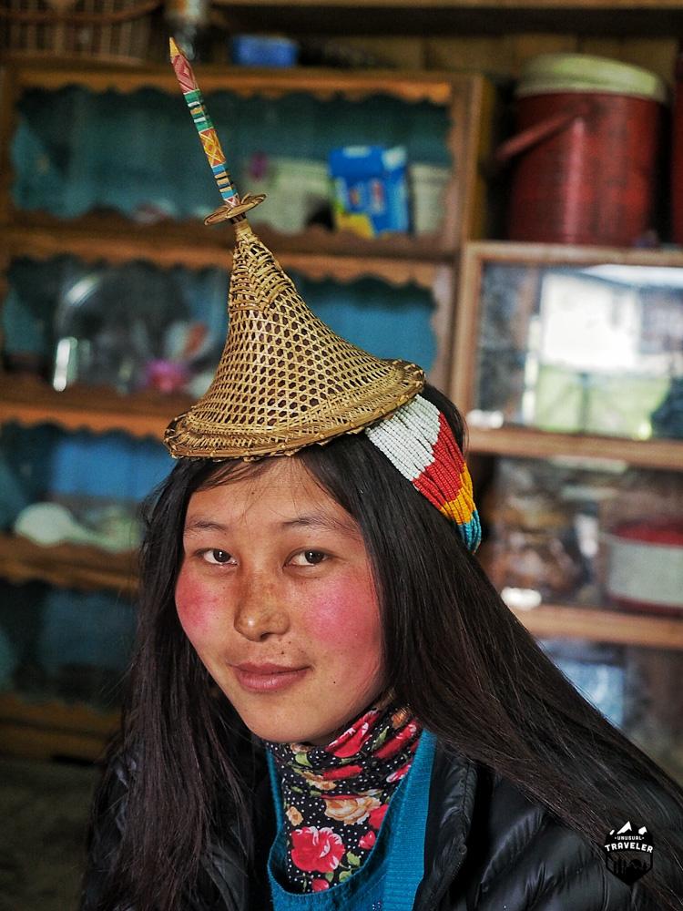 Laya,Bhutan,Layap