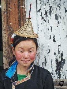 Bhutan,girl,beautiful,Layap