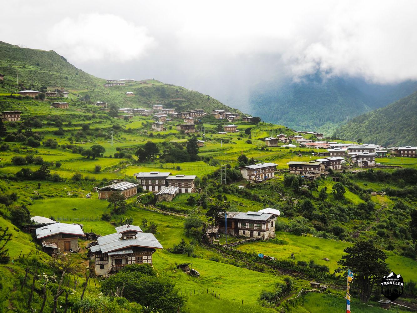 Laya,overview,Bhutan