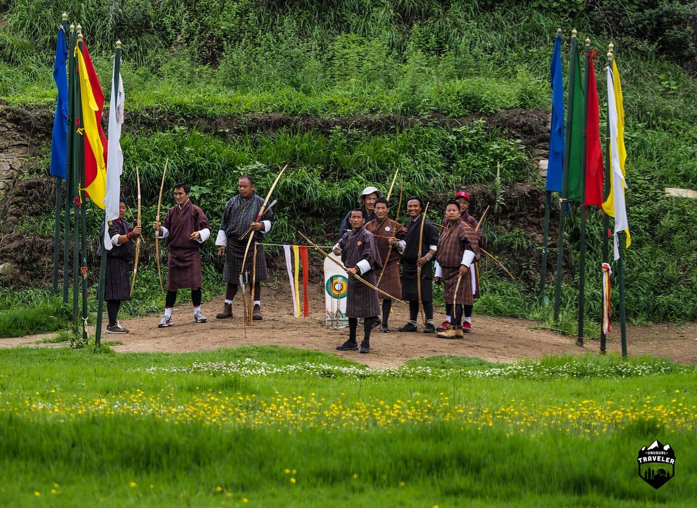 Archery,Bhutan,asia,thimphu
