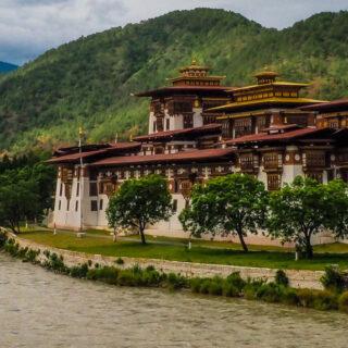 Punakha Dzong, The greatest Dzong in Bhutan