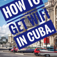 Getting Online in Cuba, can be a real nightmare since there´s no free WIFI in the country. Here´s a guide how to get online and where to find the connections.