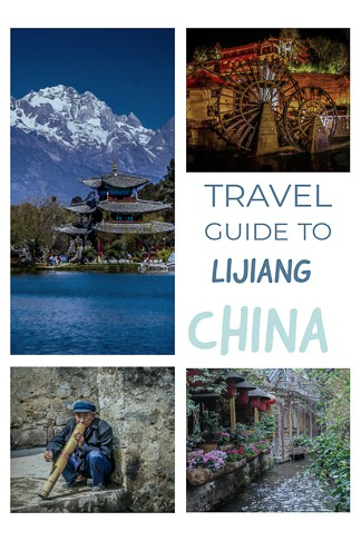 Travel guide to Lijiang in Yunnan province in China