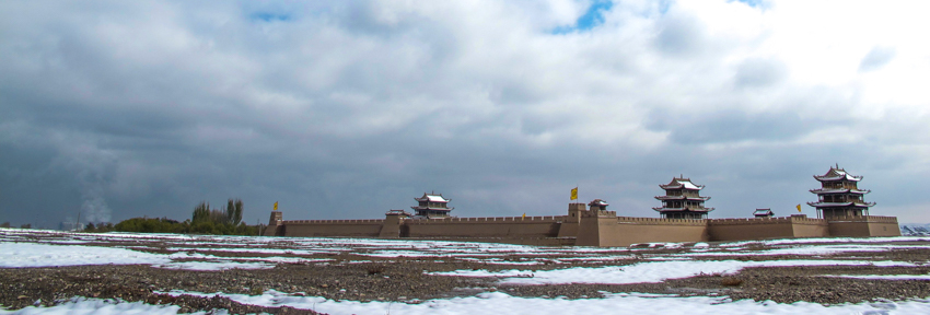Jiayuguan Fortress: The Beginning or The End of the Great Wall