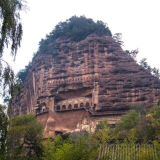 The Incredible Maijishan Grottoes An Unknown Gem In China