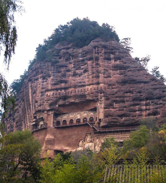Maijishan Grottoes