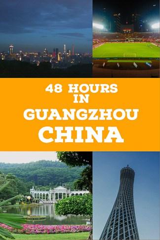 Travel Guide to Guangzhou China´s third-biggest city