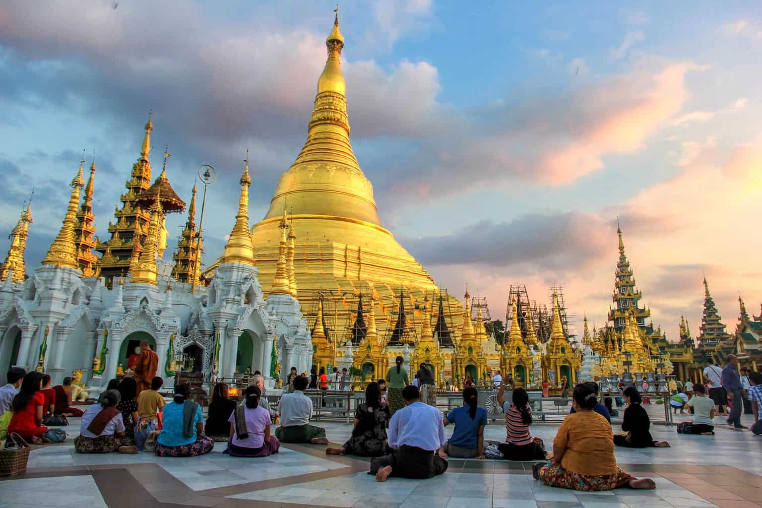religious site in Myanmar
