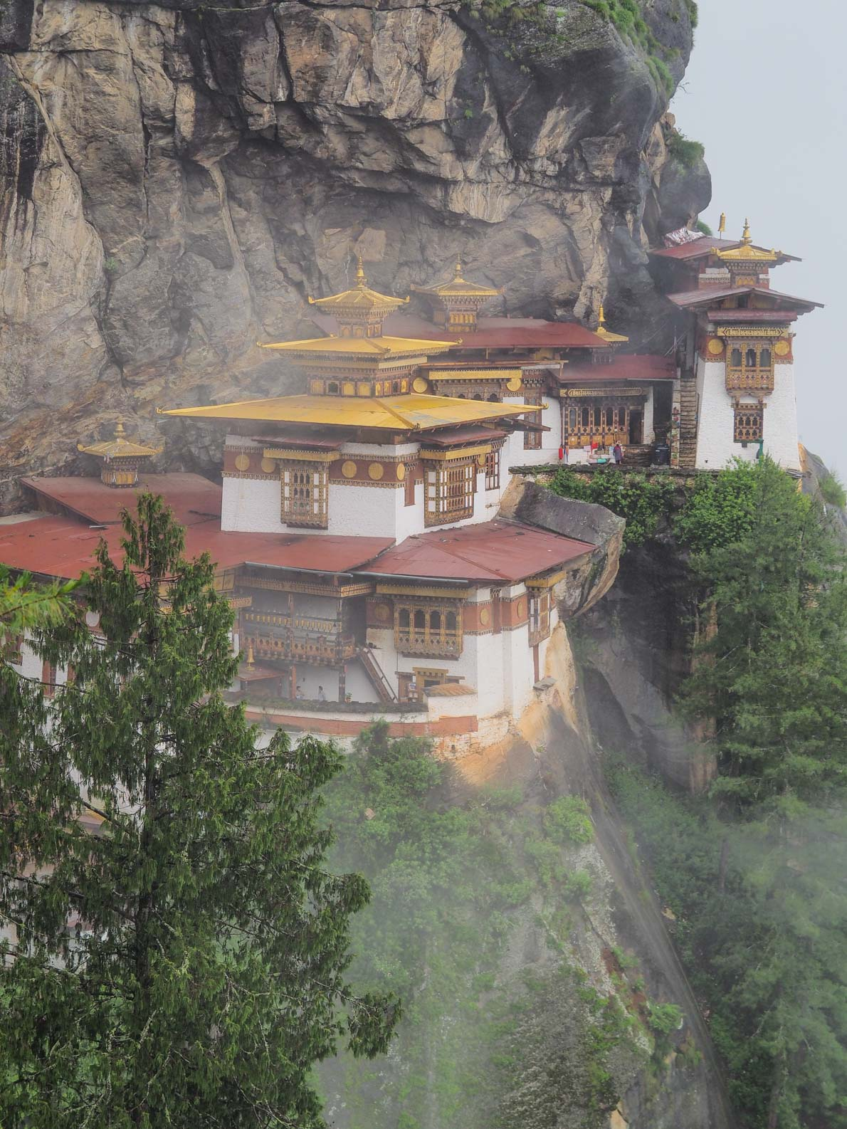 Travel guide to the Tiger Nest Monastery in Bhutan