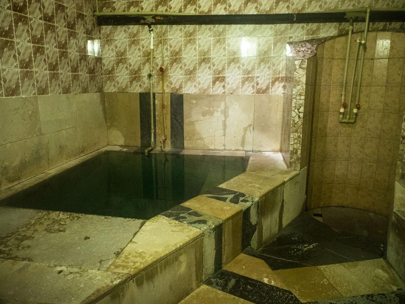 Sulfur baths in Tbilisi Georgia Travel Guide