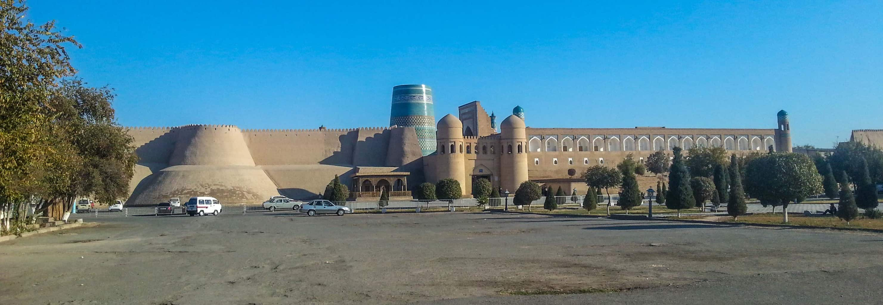 Khiva old town