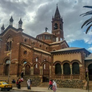 Asmara: A different and quiet side of Africa