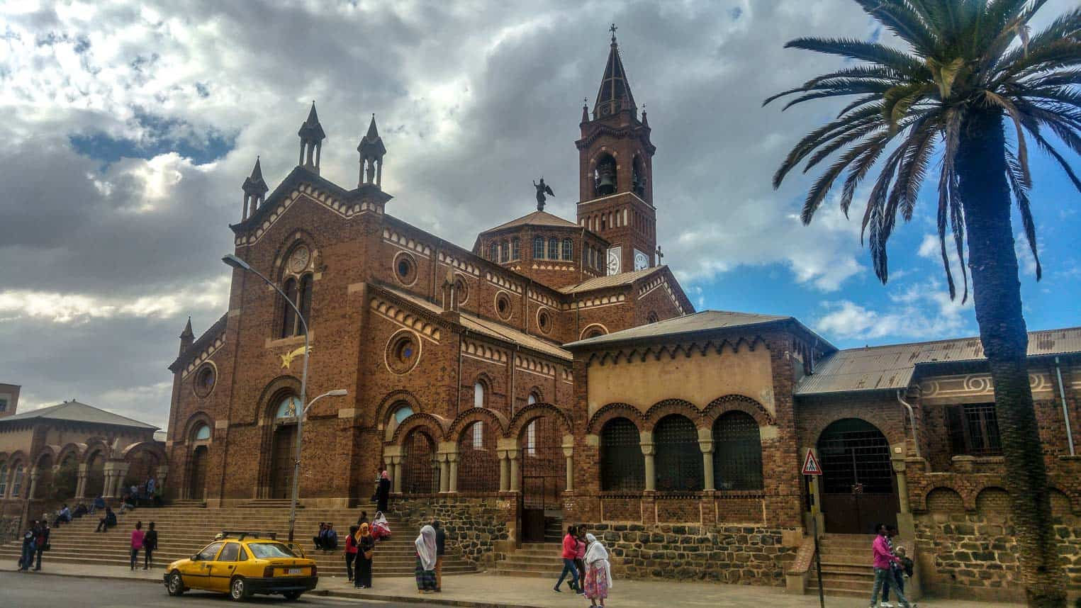 Asmara A Different And Quiet Side Of Africa Unusual