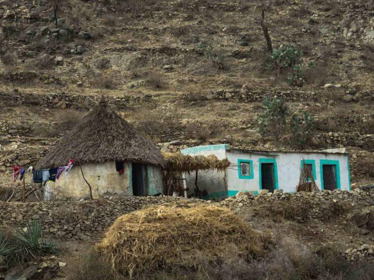 eritrea traditional house