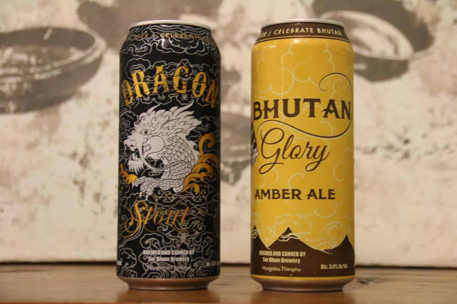 Bhutan craft beer guide
