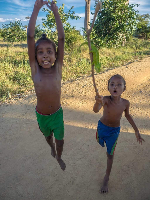 kids in Madagasacar