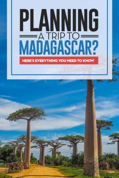 Travel guide to Madagascar home to Lemurs