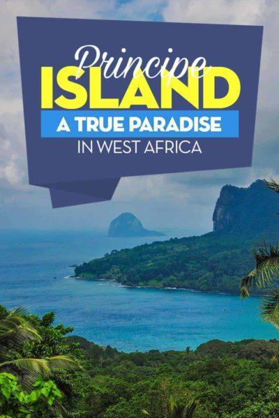 Travel guide to Principe island Sao Tome West Africa