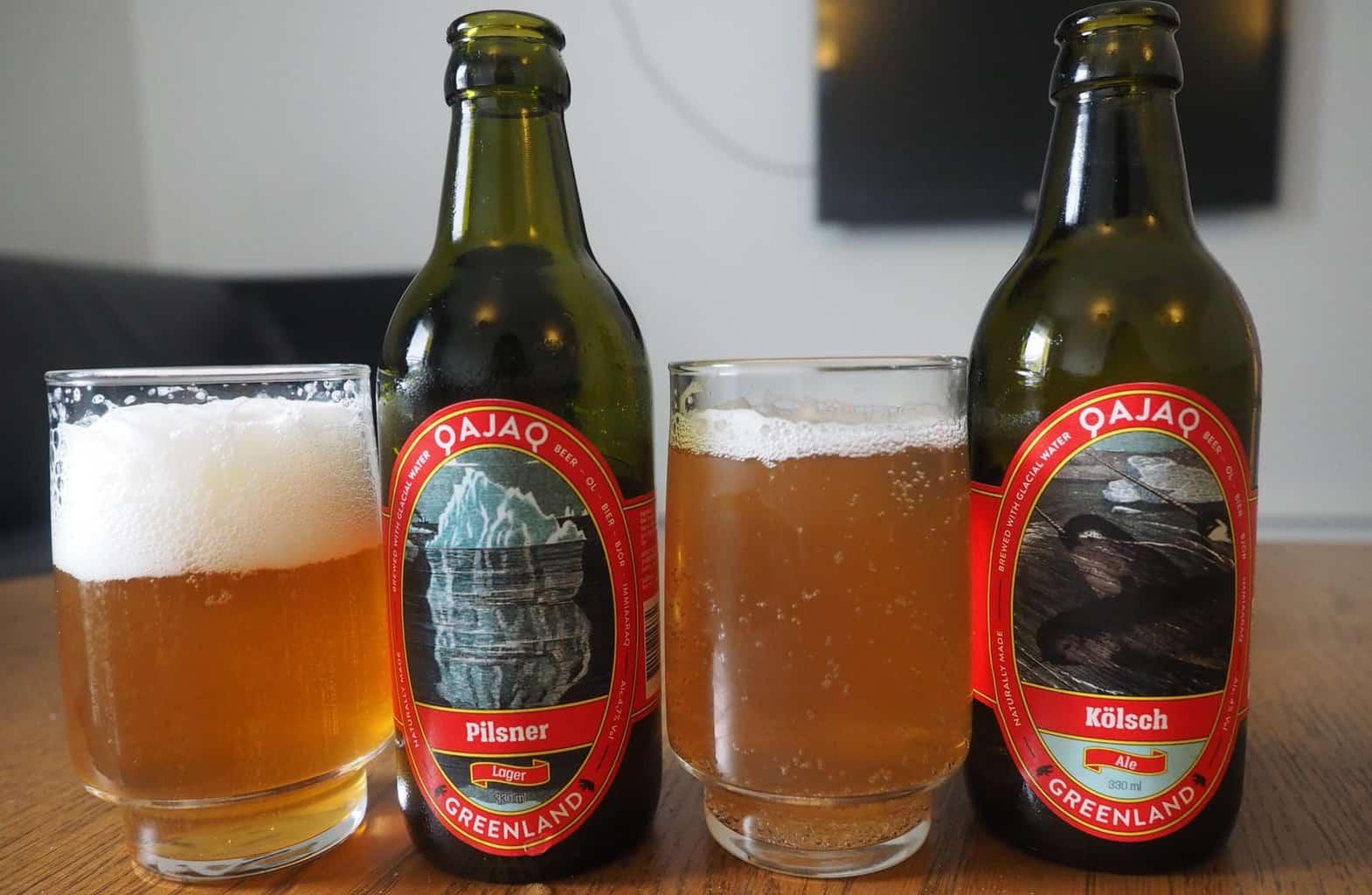 Greenland beer