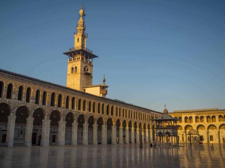 Umayyad Mosque,Damascus
