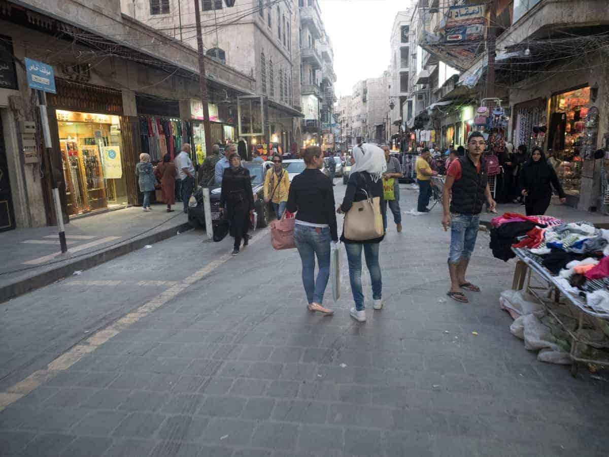 Street of Aleppo