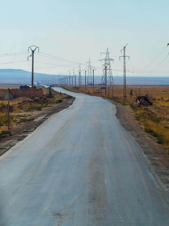 road to aleppo