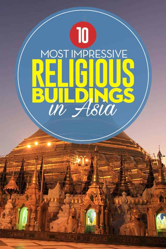 There´s something about the religious building's in Asia that does magic to you. Yes, we do have some impressive ones in Europe as well, especially some of the Cathedrals in southern Europe.