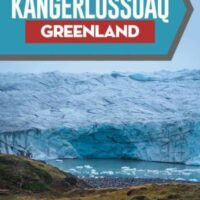 Complete travel guide to Kangerlussuaq on the west cost of Greenland,
