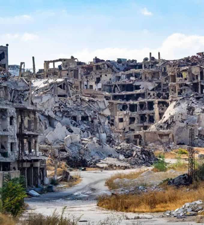 Travel guide to Homs in Syria