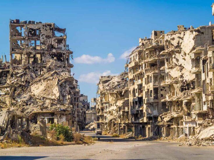Homs syria